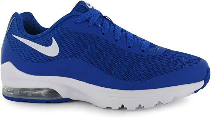 sneakers homme air max invigor nike bleu