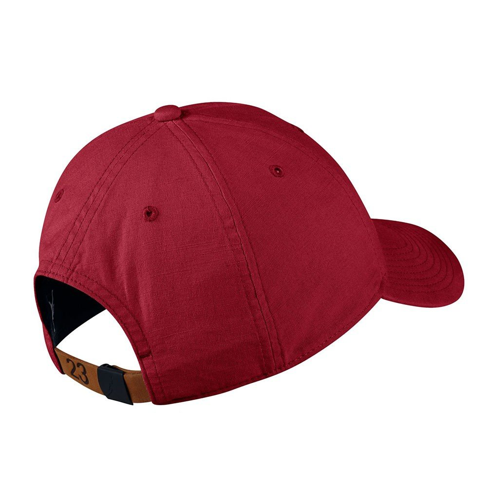 434ca57016ce Nike Unisex Jordan Heritage86 Jumpman Washed Hat - Gym Red Black   Amazon.ca  Clothing   Accessories