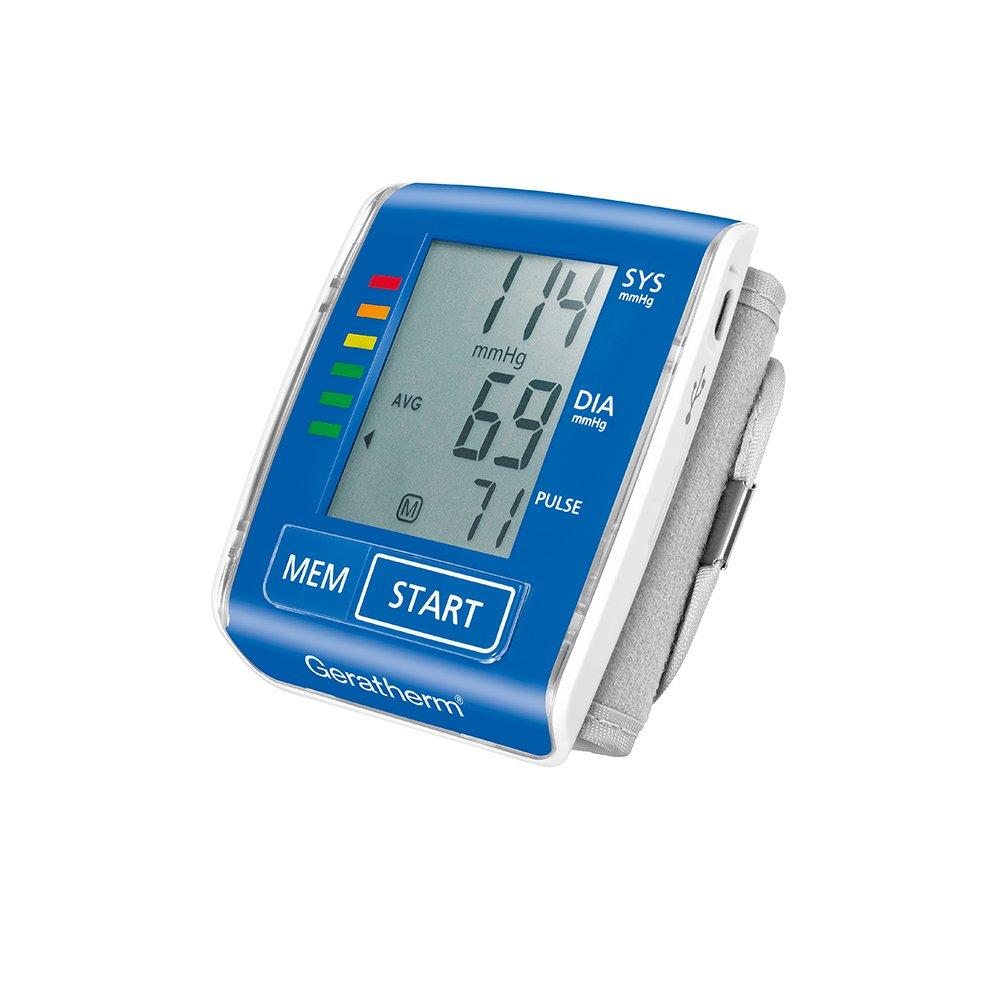 Geratherm Medical 4030000020 Active Control - - Tensiómetro digital para la muñeca: Amazon.es: Salud y cuidado personal