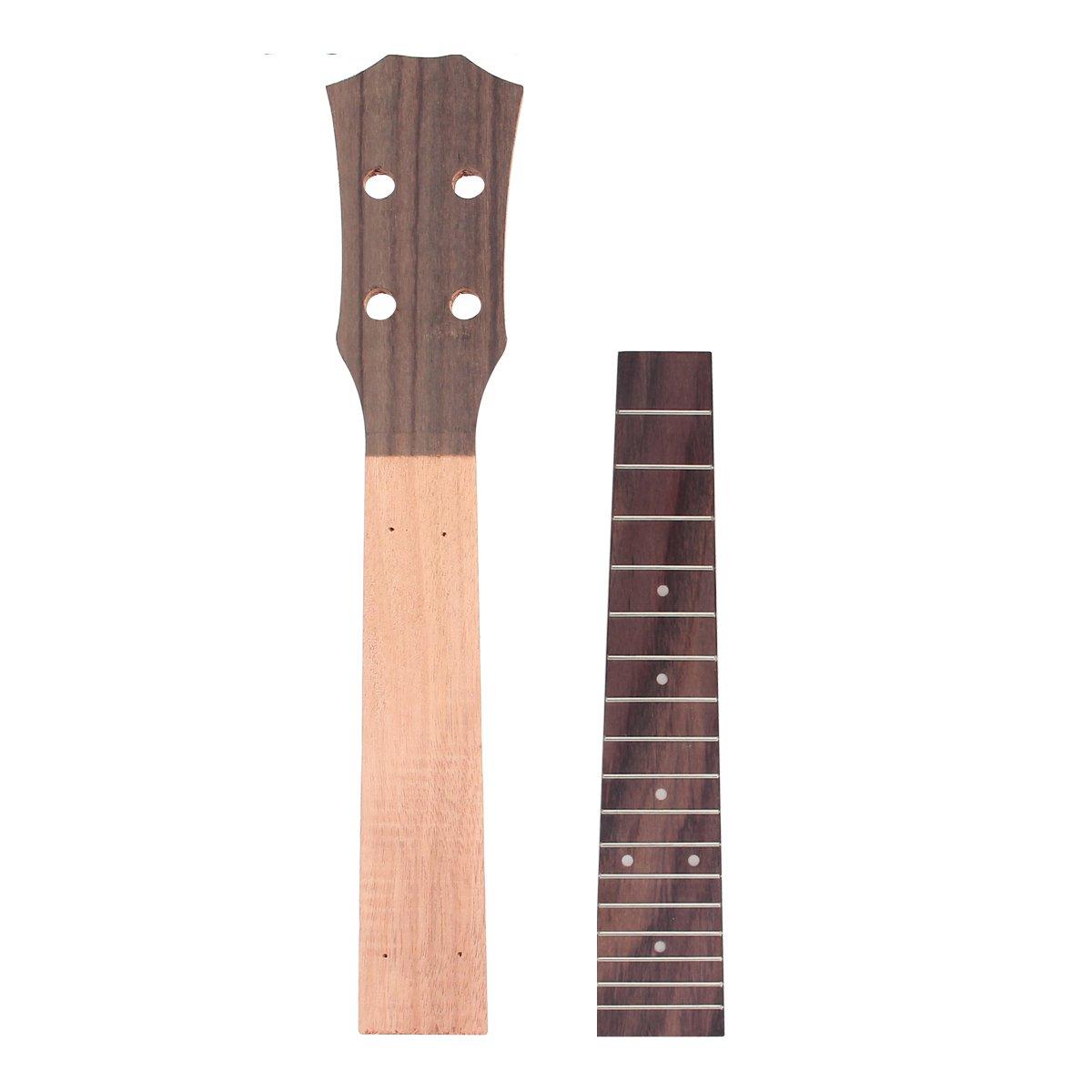 Stringed Instruments Ukulele Fretboard Concert Uke Hawaii Guitar Ukelele 23 Inch Fingerboard Rosewood Fretted