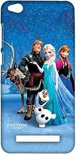 جراب Macmerise Frozen Together Sublime لهاتف Xiaomi Redmi 4A