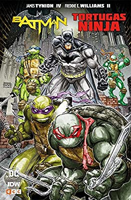 Batman/Tortugas ninja: Amazon.es: James Tynion IV, Freddie ...