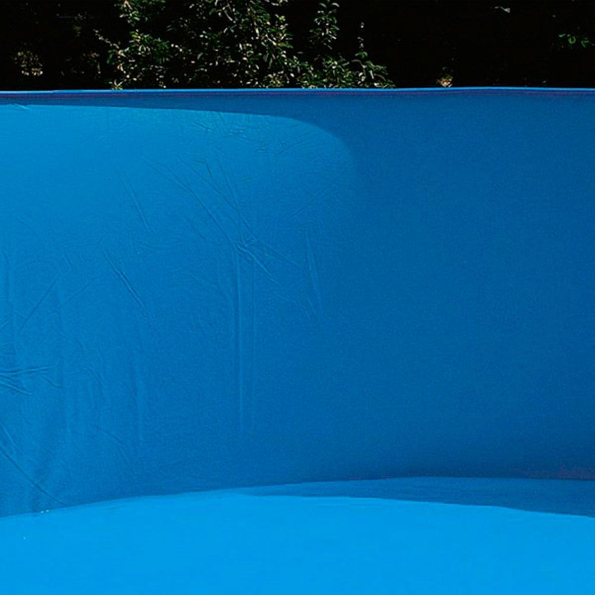 Liner para piscina de acero