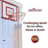 Mini Basketball Hoop - For Home or Office - Hangs