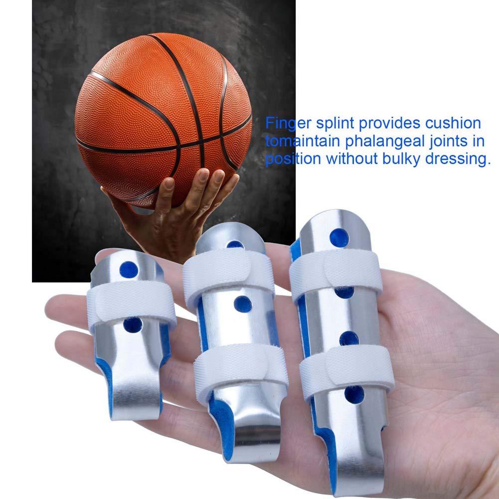 B Blesiya Fingerschiene Fingerschienen Finger Gelenk Unterst/ützung Arthritis Schutz