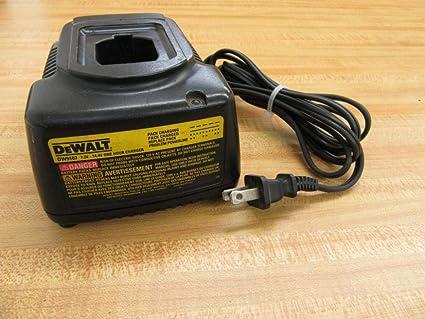 DeWalt DW9107 7.2V - 14.4V Battery Charger on