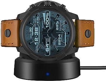 LvBu Diesel - Cargador de Reloj Inteligente para Hombre, Base de ...