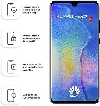 Huawei Mate20 128 GB/4 GB Dual SIM Smartphone: Amazon.es: Electrónica