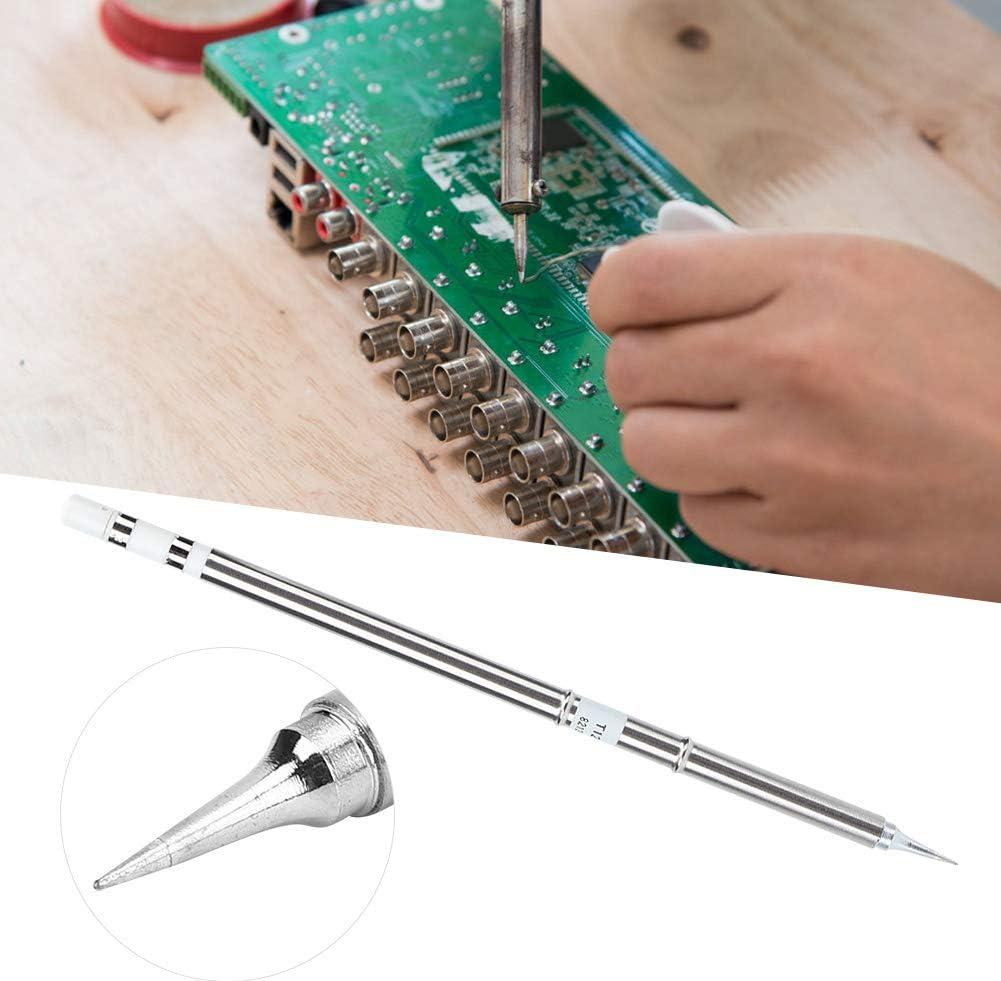 Appareils Industriels Kit de Soudage T12-ILS Embout de Soudure /éLectronique Haute R/ésistance /à La Temp/érature Accessoires Pour Fer /à Souder T12