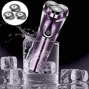 blendivt Anself 3Pcs Cabezal de Recambio para Afeitadoras Eléctricaspara Afeitadora para Serie Philips Máquina de Afeitar 3000/1000/7000 SH30/52: Amazon.es: Hogar