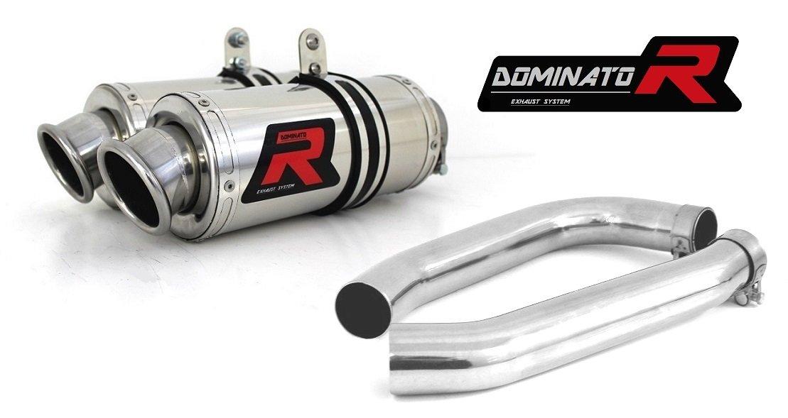 ROND DB KILLER Dominator Exhaust Silencieux /échappement HONDA VTR 1000 FIRESTORM 98-01