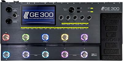 MOOER GE300 Multi Effects Pedal Image