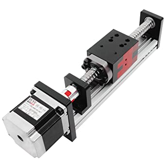 1000mm Stroke Motorized CNC Linear Slide Motion Rail Guide Stage Actuator Nema23