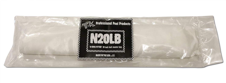 Replacement Net for Pool Leaf Master Vacuum Fits All Leaf Bagger Leaf Mesh Bag