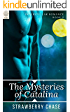 The Mysteries of Catalina: Retro Sci-Fi Alien Romance novella (Interstellar Romance Book 2)