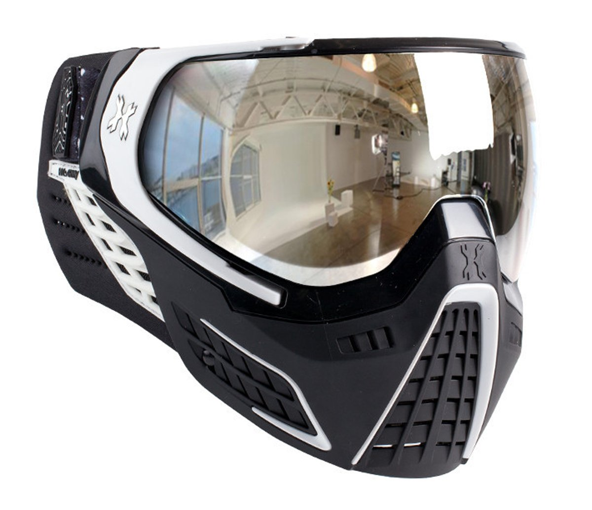 HK Army KLR Paintball Mask Carbon