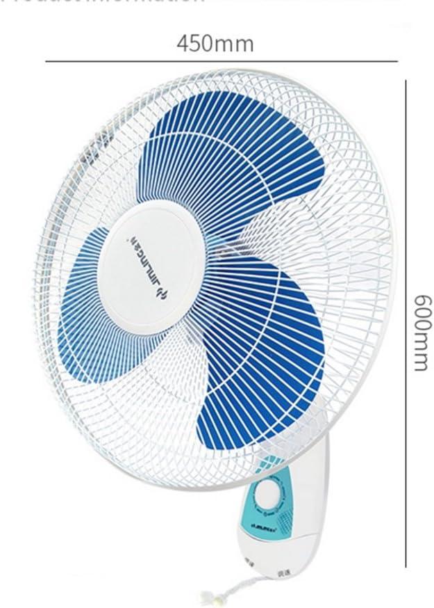 Los aficionados -CivilWea CivilWeaEU Manual Ventilador de Pared/Ventilador/Pared de Ahorro de energía Mute Ventilador/Ventilador mecánico/hogar Ventilador/ Ventilador Colgante: Amazon.es: Hogar