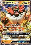 ポケモンカードゲーム サン&ムーン ガオガエンGX / スターターセット(PMSMA)/シングルカード