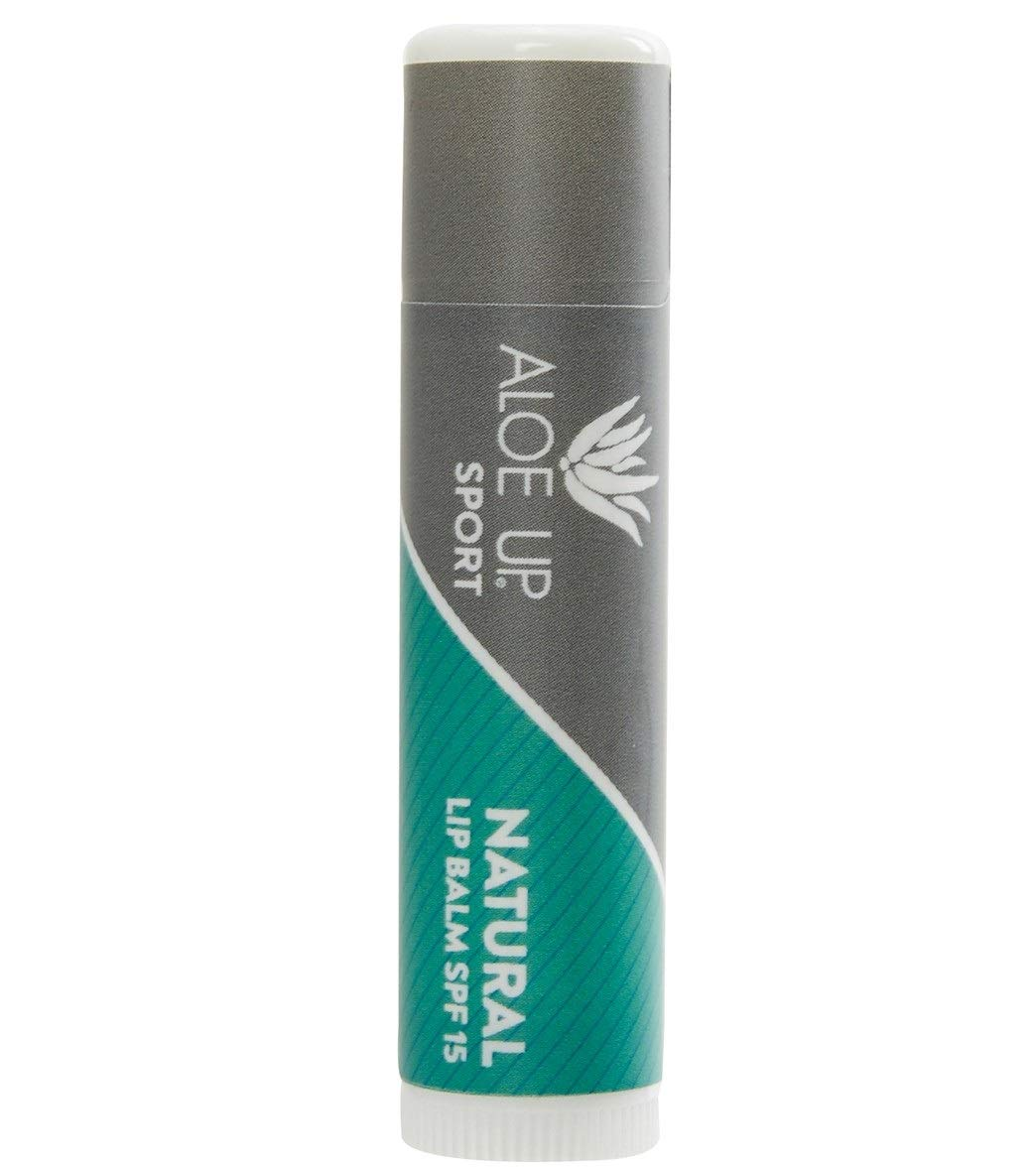 Aloe Up Pro Sport SPF 15 Natural Flavor Lip Balm Pack of 3