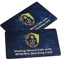 Tarjeta de Bloqueo RFID x 2 - Tarjetas