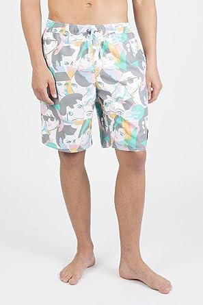 74f900bf0127f Neff Men's Daily Hot Tub Board Shorts for Swimming: Amazon.co.uk: Clothing