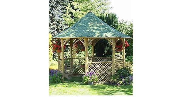 Chopin Cenador. Jardín Casa de madera barato comprar. (h335 X 350 ...