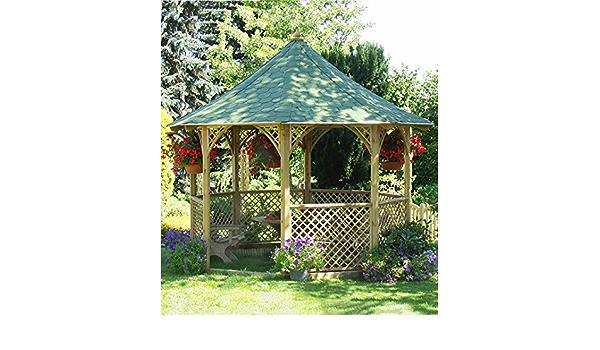Chopin Cenador. Jardín Casa de madera barato comprar. (h335 X ...