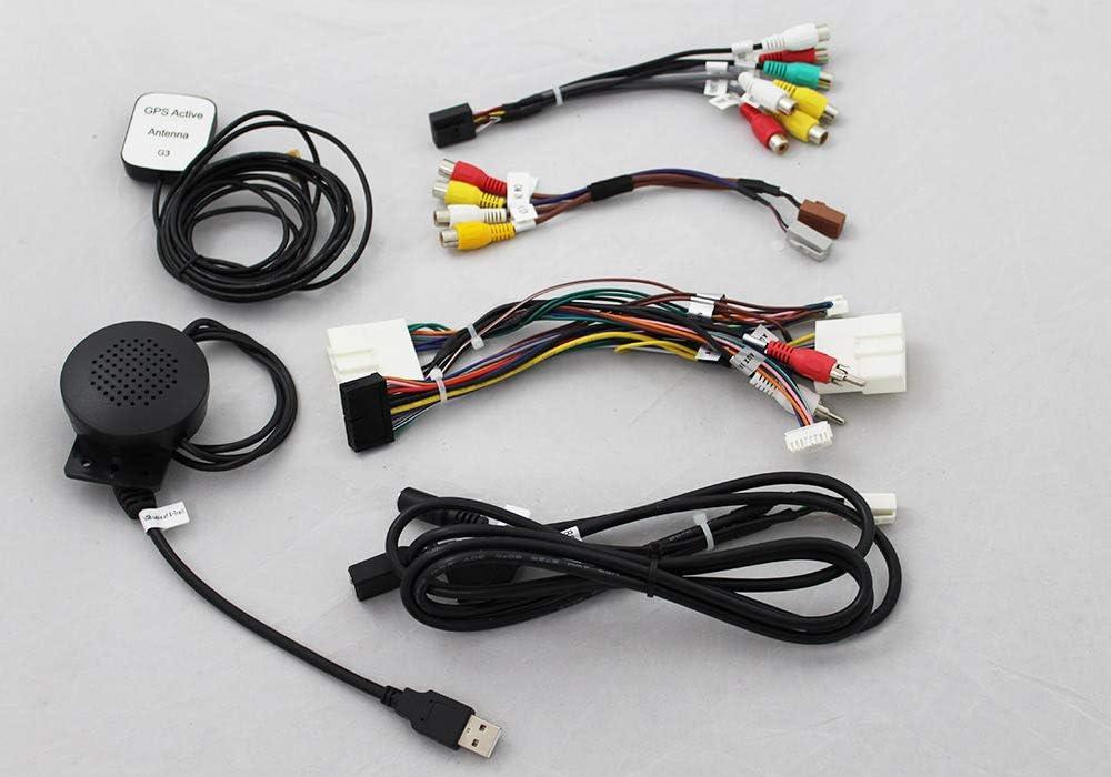 CUSTOM FIT JF SOUND RENAULT KADJAR 8CORE PARROT GPS BLUETOOTH USB ANDROID EASYCONNECT