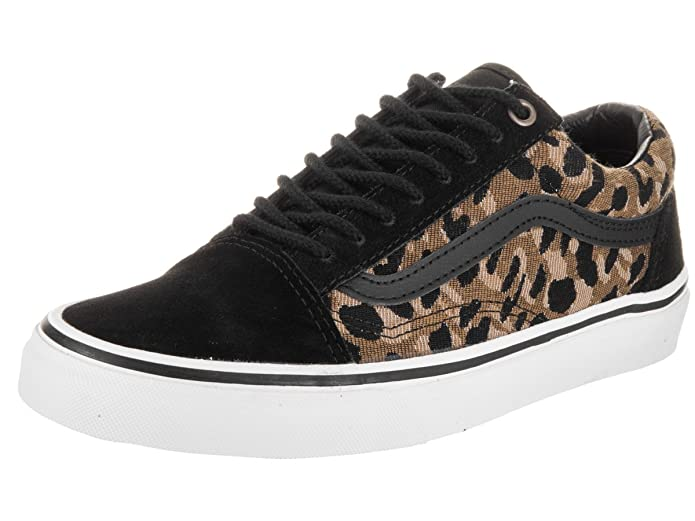 Old Skool Italian Weave Ankle-High Canvas Skateboarding Shoe