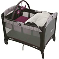Graco Pack 'N Play Playard with Reversible Napper and Changer, Nyssa, One Size