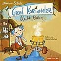 Graf Koriander bleibt kleben (Graf Koriander 1) Hörbuch von Andrea Schütze Gesprochen von: Martin Baltscheit