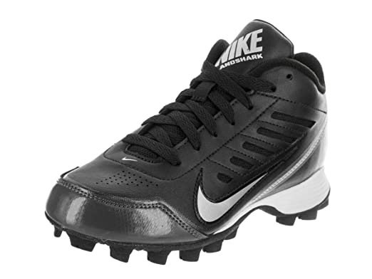 14bef283bb2d Image Unavailable. Image not available for. Color  NIKE Kids Land Shark 3 4  BG Black Metallic ...