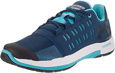 Under Armour Women s UA Charged Core Training Zapatos, Azul (Blackout Navy/Island Blue/Black), 6.5 B(M) US: Amazon.es: Zapatos y complementos