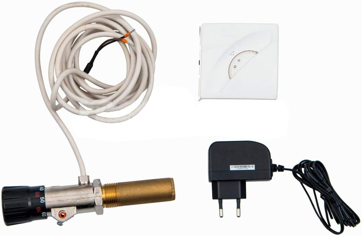 Regulador termostatico Caldera Standard BIOMASA RT3E+TP546
