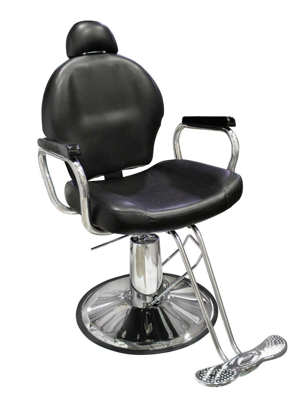 Wakrays New Reclining Hydraulic Barber Chair Salon Styling Beauty Spa Shampoo Equipment