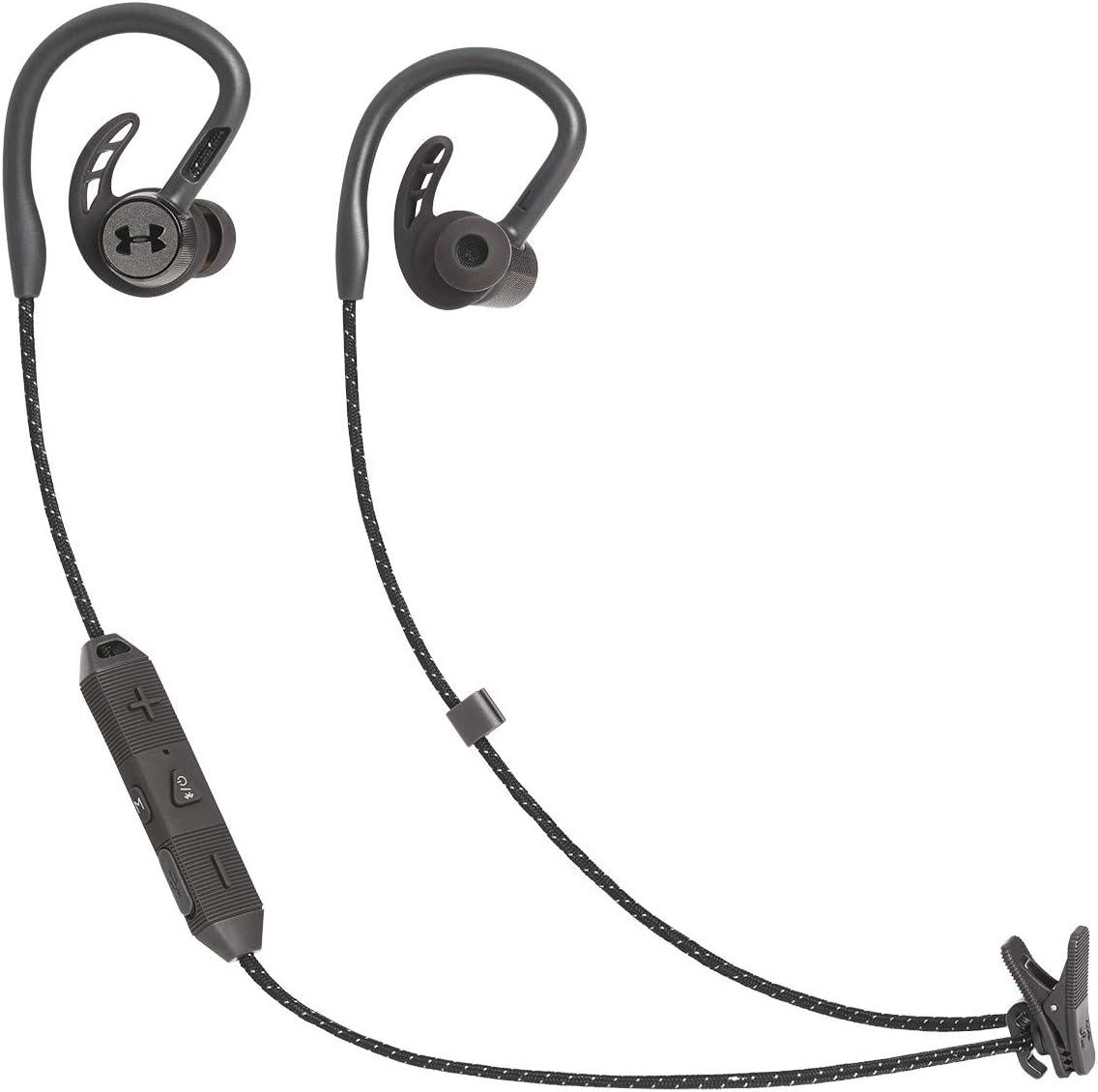 Amazon Com Jbl Ua Pivot Sport Wireless Bluetooth In Ear Headphones Black Electronics