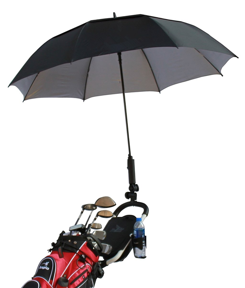 Amazon.com: QIYAT Soporte para paraguas de carrito de golf ...