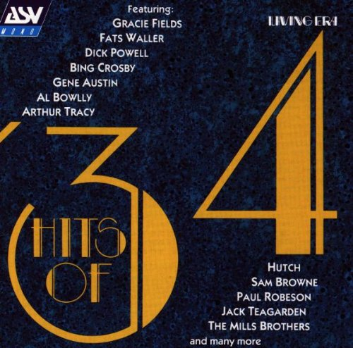 Hits of '34 by Asv Living Era