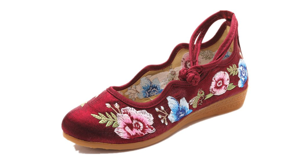 Tianrui Crown Pour 19594 Red Sandales Pour Femme Red 98cf09b - shopssong.space