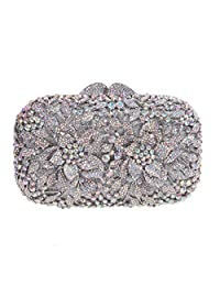 Fawziya Floral Evening Bags And Clutches For Prom Clutch Bags For Girls