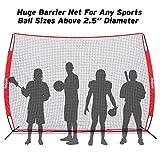 GoSports Portable 12' x 9' Sports Barrier Net
