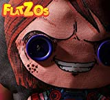 Mezco Toyz Child's Play Chucky Flatzos Plush