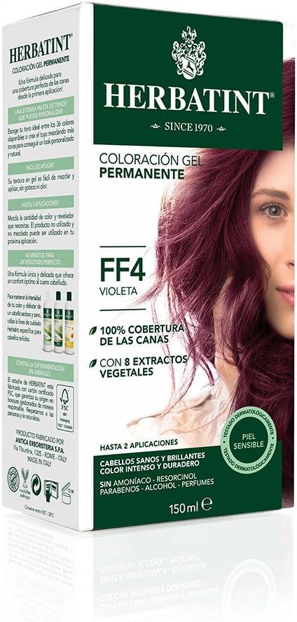 Herbatint Tinte Violeta FF4-150 gr