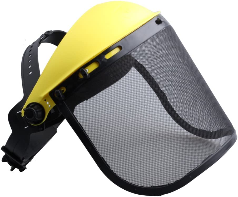 Amazon.com: HIPA recortador de Face Shield con visera de ...