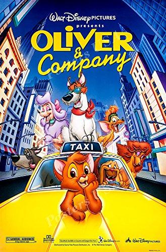 Poster USA - Disney Classics Oliver and Company Poster GLOSSY FINISH - DISN109 (16