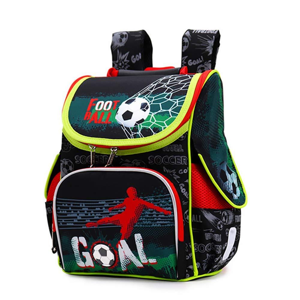 BB& 1568 5000 Cartella, Ragazzi Ragazze 3D Leggero Impermeabile Design Ortopedico Zaini per Bambini Escursionismo Daypacks età 7-12,A