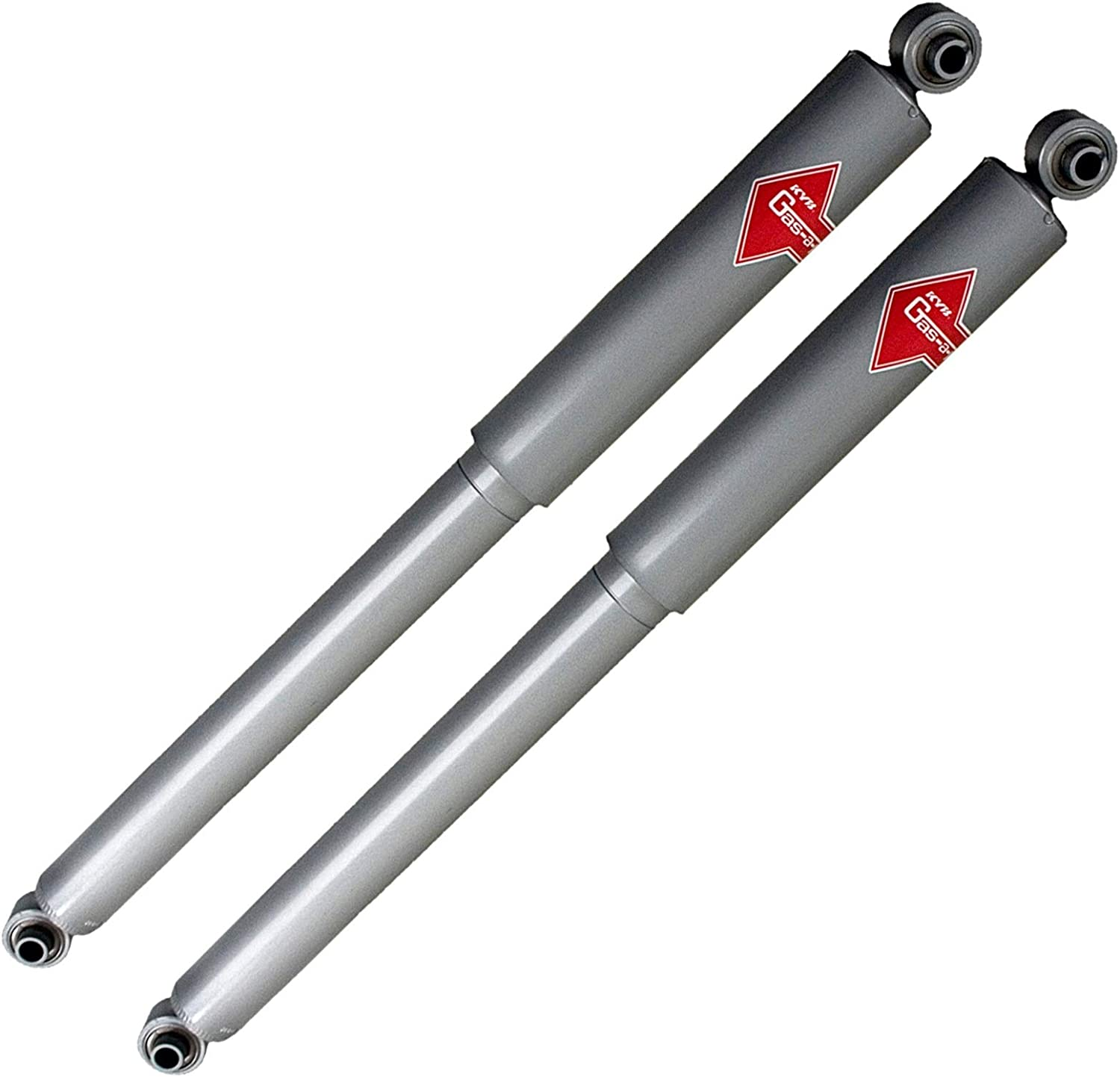 NEW Pair Set of 2 Front KYB Gas-A-Just Shock Absorbers For Dodge Ram 1500 RWD