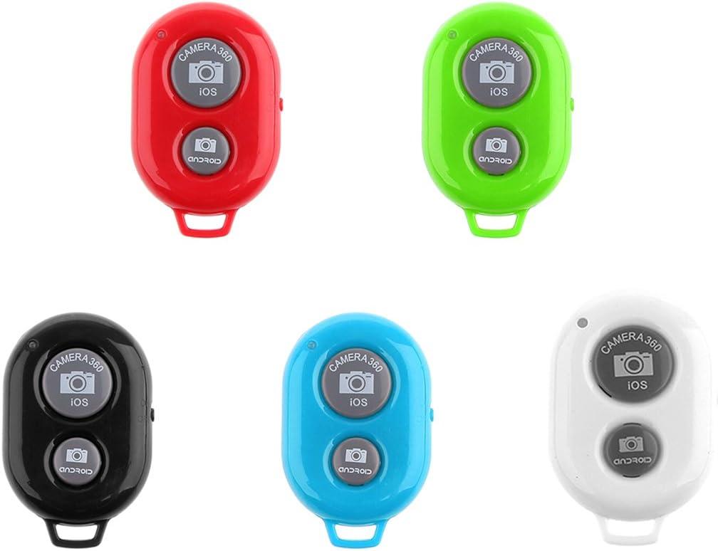 MagiDeal T/él/écommande Bluetooth Bouton obturateur /à Distance pour Appareil Photo de t/él/éphone Selfie Stick Monopod