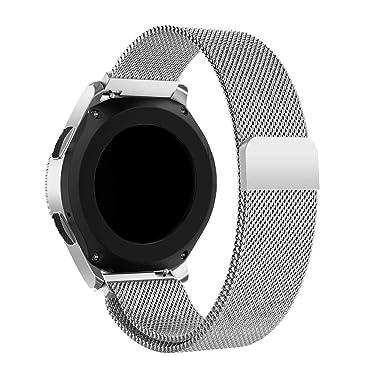 Correa de reloj Pinhen MOTO de liberación rápida para reloj inteligente Motorola Moto 360, de