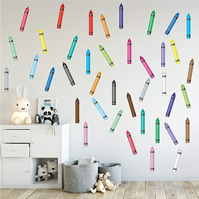 Top 9 Wall Decor Crayons
